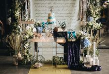 Atlantis Wedding by I HEART PARTY