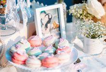 Boy & Ria's Wedding by Handkerchief