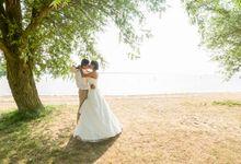 Richard and Kimberleigh by Love Story
