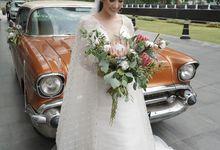 ANDREW AND MONICA WEDDING by Atelier Husodo