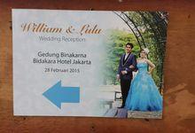 Wedding William & Lulu by Handy Talky Rental bbcom