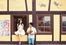 Prewedding of Jensen & Angel by Evermore Photography