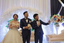 MC Wedding Mercure Alam Sutera - Anthony Stevven by Anthony Stevven