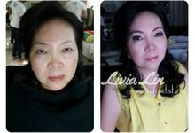 Before - After by Livia Lin Makeup Artist