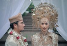 ALDY AND VIEN WEDDING by Bipi Signature Bali