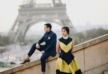 BAIHAQI & FIDA PRE WEDDING by SUIT ADDICT