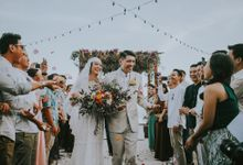 Anne & Spencer by Speculo Weddings