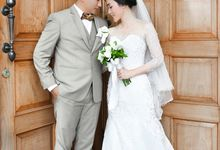 Holy Matrimony by Couple Story Pictures