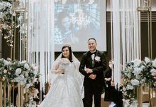 Wedding of Reyan & Caeli @Mercure BSD by Sola Fide Organizer
