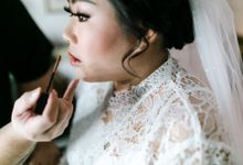 Wedding Jeffry & Jessica by Monchichi