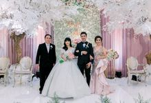 Wedding Mr. Ronald & Ms. Mery at Citywalk Sudirman by Duta Venues