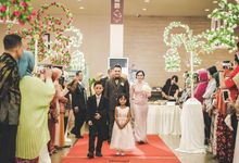 the Wedding of Dara & Temi by airwantyanto project