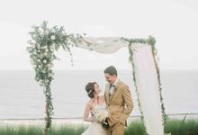 Jesse And Natsumi Wedding by White Roses Planner
