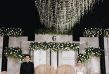 The Wedding of Ivy and Galih by Elior Design