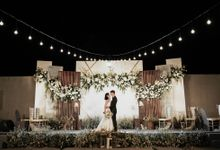 The Wedding of Tommy Kintami by Elior Design