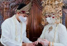 The Wedding of Dita & Farhan by Diamond Weddings