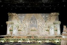 Sutera Hall, 27 Feb '21 by Pisilia Wedding Decoration