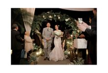 Ferry and Apsy Wedding Decoration by Nona Manis Creative Planner