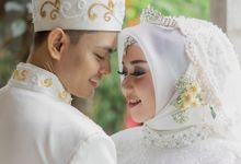 The Wedding Galih & Ayu by Sheenstory