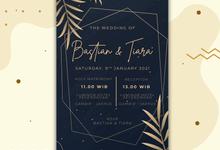Motion Digital Invitation by Millay Studio