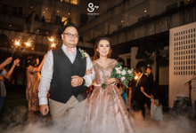 Pool Wedding by Java Heritage Hotel Purwokerto