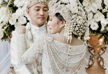 From The Wedding Of Ryana & Syam by portraitbyfaisal