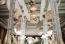 The Wedding of Avi and Farhan by Elior Design