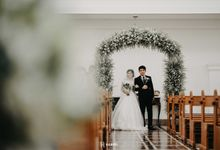 Wedding of Steven & Sisil by Huemince