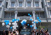 Ohana Bridal Mobil Pengantin Wedding Car Ferianto Jessica 1 November 2020 by Fendi Wedding Car