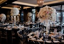 Luxurious wedding at Le Montage by ANNA WANG