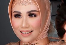 Wedding project by Zilla_dr make up