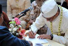 The Wedding Of Utami & Hafidz by Alux's Event & Wedding Creator
