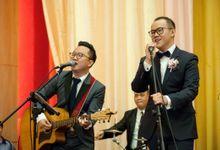 VIVACE Entertainment Testimonial - William x Yuliani Wedding by VWP Vivace Wedding Planner