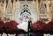 Adrian & Reinita by PRIVATE WEDDING ORGANIZER