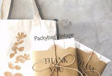TANTIANA WEDDING //  by Packy Bag Vintage