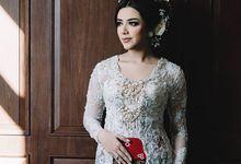 The Wedding of Hana & Rafdi by Chandani Weddings