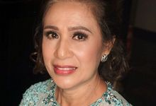 Mom of the groom  by deristyana.makeup