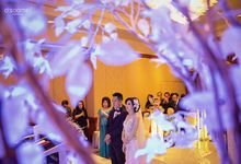 The Wedding of Bagus and Tiffany by o'soome phototalk