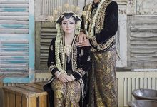 From Wedding Ceremony Randy & Andin by UK International Jakarta