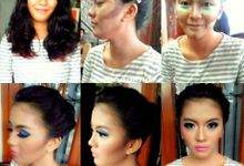 Makeovers by Laviola Makeup Artist