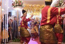 Kemnaker Nisa Hendra by Mahadaya Wedding and Event Organizer