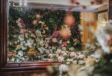 Drina & Akbar Wedding by Nicca