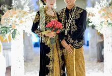 Javanese wedding in Bali by Marini Wedding Service