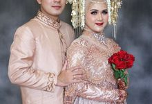 Wedding Iin and Willi at komplek wisma asri by Gina Catering and Wedding