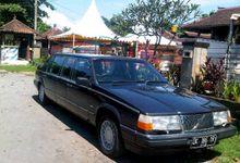 Volvo Limousine by Empu Limousine
