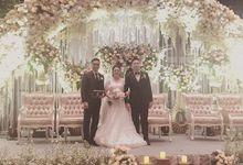 Wedding Bimo & Yolanda by MC - Michael Giovani