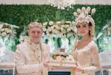 FRANKLIN & HESTI WEDDING by Seserahan Indonesia