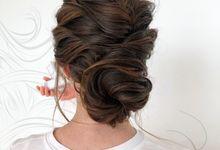 Hairstyles by Hadarah Hair and Makeup
