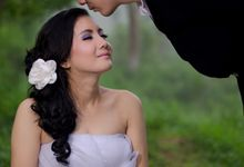 prewedding of Candra + Alina by OPTIMA | photo video