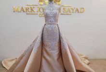 Bridal Gwons by Mark Joseph Sayad Couture